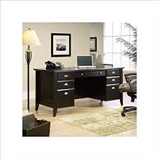 Sauder Edge Water Computer Desk With Hutch by Sauder Edgewater Executive Desk Ideas Greenvirals Style