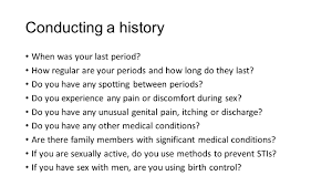 Uterine Lining Shedding Period by Gynecological Gyn Visits Ppt Video Online Download
