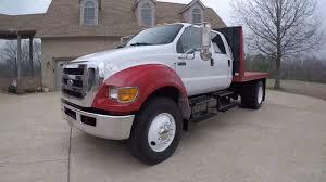 100 Used Cummins Trucks For Sale West TN 2010 D F750 Crew Cab Diesel Flat Bed Hawler Truck