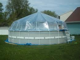 100 Kd Pool Fabrico Sun Dome SoftSide S Rectangle Storecom
