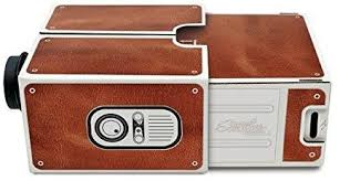 Diy Mobile Phone Projector Portable Cinema Mini Cardboard