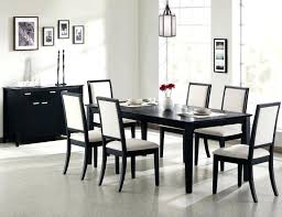 Dining Room Table Chairs With Upholstered New Set Of
