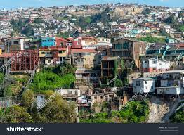 100 Houses In Chile View Over Colorful Valparaiso Stock Photo Edit Now