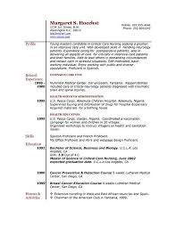 Resume Work Experience Example Guide Careeronestop Excellent Ideas 1 Ii Limited