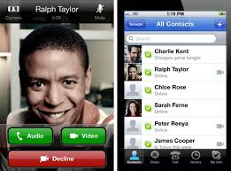 Skype adds video calls to iPhone app • The Register