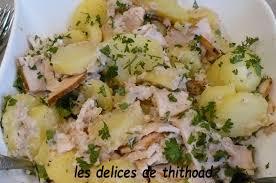 cuisiner des pommes de terre nouvelles salade de pommes de terre nouvelles au poulet sauce au thon le