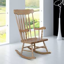 HomCom Wooden Baby Nursery Rocking Chair - Brown 35 Free Diy Adirondack Chair Plans Ideas For Relaxing In Magnolia Outdoor Living Mainstays Black Solid Wood Slat Rocking Beachcrest Home Landaff Island Porch Rocker Reviews Stackable Plastic Chairs With Seat Patio Fniture Find Great Seating Amish Handcrafted Hickory Southern Horizon Emjay Troutman Co Tckr The Kennedy Metal Outdoor Rocking Chairs