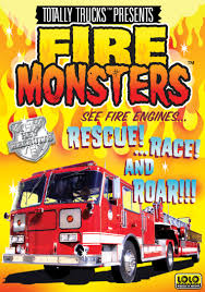 Totally Trucks: Fire Monsters - MVD Entertainment Group B2B