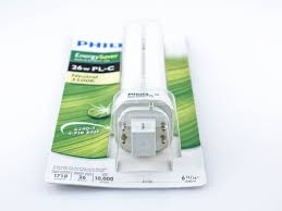 philips 26 watt 4 pin neutral white cfl bulb