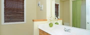 die wahl der gardinen in küche und bad
