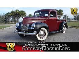 Ford PICKUP For Sale Pretty Blue 1941 Ford Pickup Truck Hotrod Resource For Sale Classiccarscom Cc1084482 Ford Ideas Of Chevy Rm Sothebys Custom By Boyd Coddington Sam Pack Cc1104714 T106 Dallas 2011 Ron Jsen 19332012 Hemmings Daily Wikipedia 12 Pickups That Revolutionized Design Volo Auto Museum F100 Cc925479