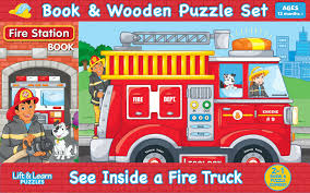 Fire Truck Book And Wooden Puzzle Set | Rainstorm Publishing Melissa Doug Fire Truck Sound Puzzle Wooden Peg With 4 Kids Books Toys Orchard Big Engine 20piece Floor 800 Hamleys Particles Toy Eeering Fire Truck Aircraft Children Toy Vehicle Set Accsories Old World Amish Andzee Naturals Baby Vegas Lena 6 Pcs Babymarktcom Melissa And Doug Fire Truck Chunky Puzzle Puzzles Shop By Category Djeco Harmony At Home Childrens Eco Boutique Shop The Learning Journey Jumbo Rescue Creative Wooden Puzzle On White Royaltyfree Stock