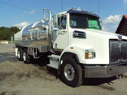 NEW 2017 WESTERN STAR 4700SB SEPTIC TANK TRUCK FOR SALE IN DE #1299