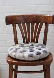 Seats Pillow, Chair Cushion Pad, Felted Stone Pillow ...