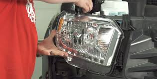how to install hid or led headlight bulbs in the 2014 2016 tundra