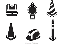 Traffic Warning Sign Vectors