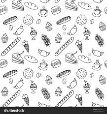 Pin Drawn Bread Coloring Page 5