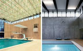 100 Interior Swimming Pool Kildeskovshallens Modernist And Contemporary Architecture