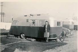 Photo 1940s 3 Window Westcraft