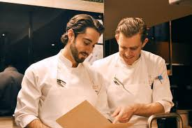cuisine chef with joe anthony chef de cuisine at gabriel kreuther ny