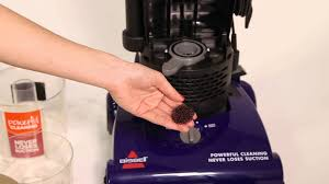 Bissell Total Floors Pet Manual by Removing And Washing Filters Powerforce Vacuum Youtube