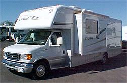 Class C RV Sales Motorhomes Are Generally Smaller And Less Expensive Than A The Size Typically Ranges From Ten Thousand To