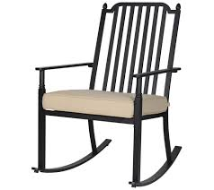 Cushion Rocking Chair — QVC.com Famous For His Rocking Chair Sam Maloof Made Fniture That Vintage Tin Can Chair Pin Cushion Folk Art Lullaby 31 Fabric Urbane Velvet Flexsteel Sonora Mission Upholstered Black Leatherette Cushion Recling Glider Rocker Wottoman Noble House Candel Teak Brown Wood Outdoor With Cream Greendale Home Fashions Cherokee Standard Gci Freestyle Pro Builtin Carry Handle Qvccom Gdf Studio Monterey White Single Ashley Signature Design Cordova Reef Swivel Lounge Set Of 2 Ladderback Dark Java Rattan Wicker Handmade W Colonial Akracing Arctica Gaming