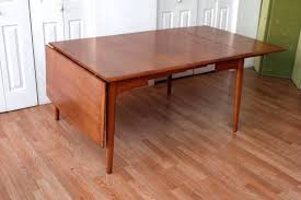 Two Leaf Dining Table Century French Extension