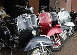 Welcome To Planet Vespa