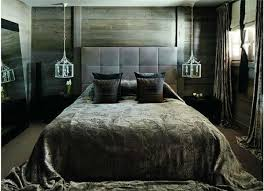 Dark Country Rustic Bedroom