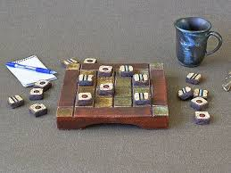 Four Field Kono Nim Is An Abstract Strategy Game Traditional From Korea Ancient Two Player Mathematical Of