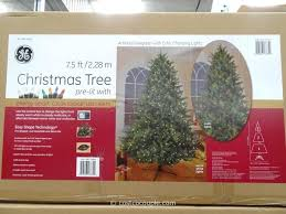 Ge Christmas Trees Costco Bedding Good Looking Lit Tree Reviews 3 Led 2 Feet 75