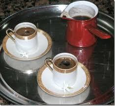 How To Make Lebanese Coffee