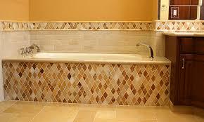 install bathroom shower tile tub surrounds tile plus