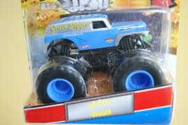 100 Monster Jam Toy Truck Videos Hot Wheels Grave Digger Light Blue Silver On PopScreen