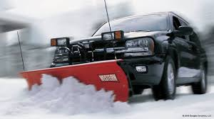 WESTERN® Suburbanite™ Personal-Use Snowplow | Western Products