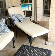 Smith And Hawkins Patio Furniture Cushions by Patio Chaise Lounge By Smith U0026 Hawken Ebth