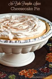 Pumpkin Cheesecake Layer Pie Recipe by No Bake Pumpkin Spice Cheesecake Pie