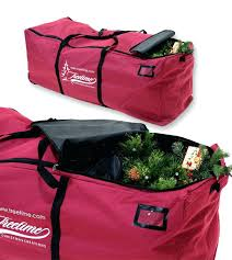 Christmas Tree Storage Bag Rolling Artificial Upright Amazon