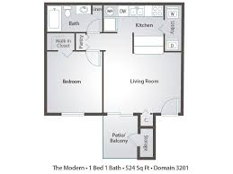 Bedroom Condo Floor Plans Photo by Apartment Floor Plans Pricing Domain 3201 Tucson Az