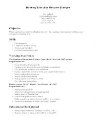 Examples Of Good Resumes Australia A Basic Resume Simple Objectives Objective Samples For Highschool Students