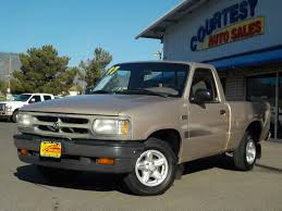 100 Mazda B Series Truck MAZDA S For Sale In Scottsdale AZ 85266 Autotrader