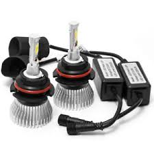 led 9007 headlight conversion bulbs 40w light bulb for 2002 dodge