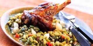 cuisiner une souris d agneau souris d agneau aux flageolets facile et pas cher recette sur