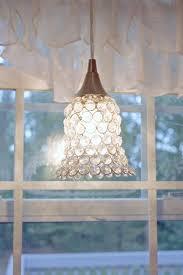 brilliant kitchen pendant lights using unique glass l