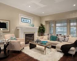 Brown And Teal Living Room Designs by Beige With Teal Accent Living Room Ideas U0026 Photos Houzz