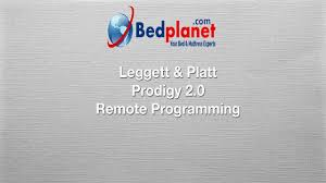 Leggett And Platt Adjustable Bed Remote Control by Leggett U0026 Platt Prodigy 2 0 Remote Programming Youtube