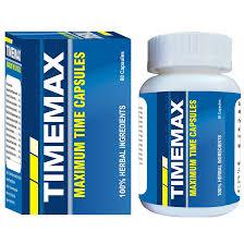 Buy Timemax 60 Capsules Last Longer in Bed IncreaseTime