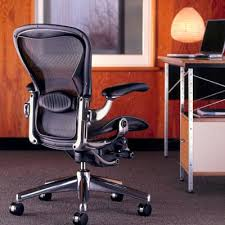 Aeron Chair Size A Vs B by Herman Miller Classic Aeron Chair Aluminum Base With Graphite