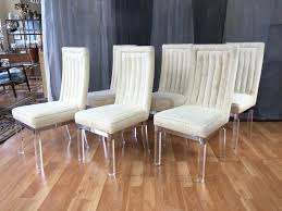 Furniture: Lucite Dining Chairs For Modern Dining Room ... Meridian Celine Grey Tufted Velvet Bench Nailhead Trim On Wning Light Gray Ding Chairs Enchanting Awesome Acrylic Chair Fizz Modern Transparent Gel Gina Set Of 2 With Legs By Inspire Q Bold 17 Best Cheap But Expensivelooking Amazon 2019 45 Of Pasurable Photos Easy Diy Navy And To Buy Online Room John Lewis Partners 2xhome Clear Ghost Armchair Vanity Lounge Crystal Molded Mirrored Fniture Desk Arms Eames Replica With Contemporary Lucite Allmodern Us And Home Furnishings For The Ikea